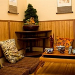 """Ресторан Чайная братьев Кипятковых - фотография 1 - VIP-зона для ценителей китайской культуры """"на полу"""""""