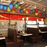 Ресторан Мидори - фотография 3 - Зал японской кухни