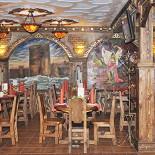 Ресторан Сказка Востока - фотография 1 - Главный зал.