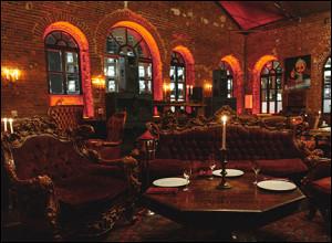 Gazgolder Club & Tea Room