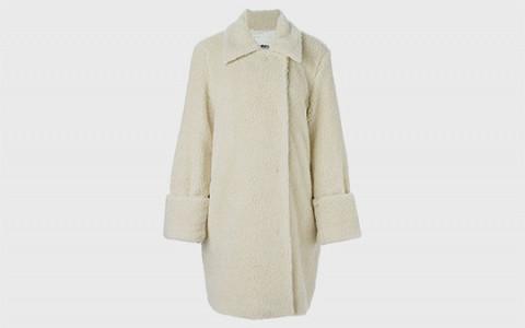 Пальто MM6 Maison Margiela, 19 546 р.
