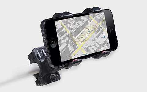 Держатель для смартфона GreatShield GlipGrip Universal Bicycle Handlebar Mount