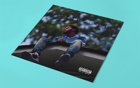 J.Cole «2014 Forest Hill Drive»