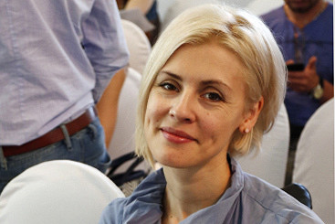 Ольга Дыховичная о фестивале 2morrow, китайском воровстве и русской цензуре