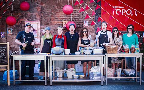 Как мы разорились: фестиваль уличной еды Stay Hungry глазами редакции «Города»