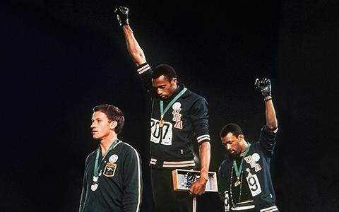 Олимпийские протесты: от Мехико до Пекина и Лондона