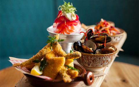 5 новых ресторанов, которые имеет смысл посетить в новогодние каникулы
