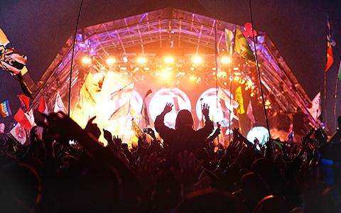 The Rolling Stones, Portishead, Роберт Плант и другие лучшие концерты лета