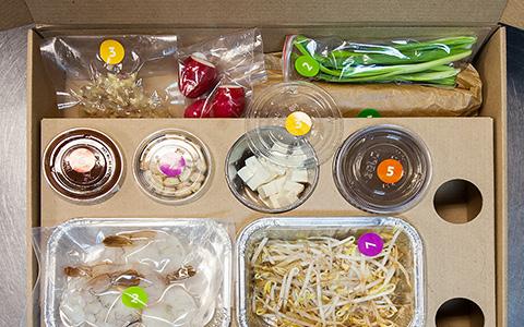 Elementaree и готовые наборы для приготовления еды
