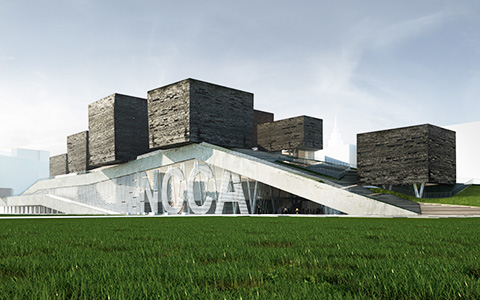 Как будет выглядеть музей на Ходынском поле: фабрика, холм или аэродром