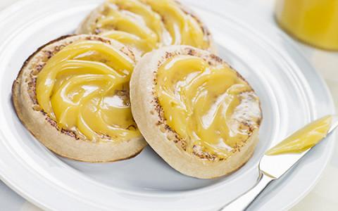 Как вылечить ОРВИ и плохое настроение с помощью лимонного крема