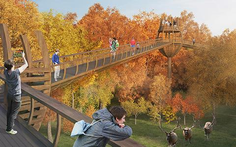 Будущее «Сокольников»: самая мощная реконструкция после парка Горького
