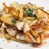 Ресторан Николина Гора - фотография 11 - Картофель с белыми грибами