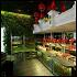 Ресторан Грабли - фотография 2 - Грабли на Тульской. Так выглядит линия раздачи. Блюда те же, что и в других Граблях.