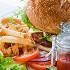 Ресторан Chicago Prime - фотография 15 - Стейк-бургер с беконом, сырами Грюйер и Чеддер, обжаренным луком и грибами