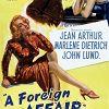Зарубежный роман (A Foreign Affair)