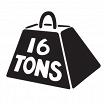 Логотип - Клуб 16 тонн