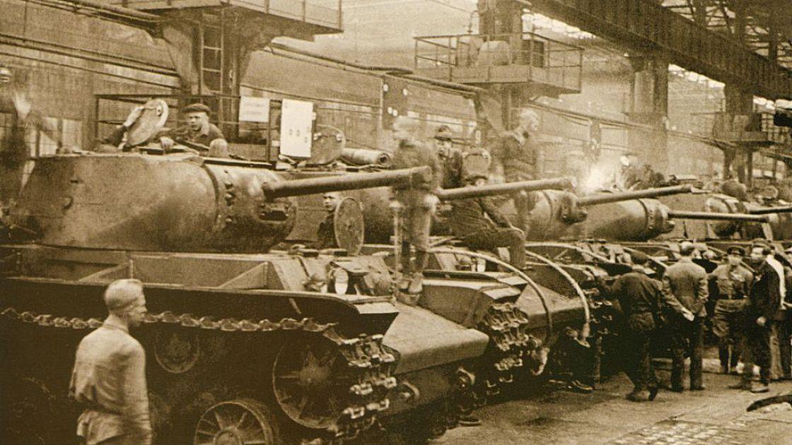 Танкоград. Наша Победа