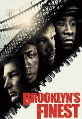 Постер Бруклинские полицейские