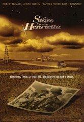 Постер Звезды падали на Генриэтту