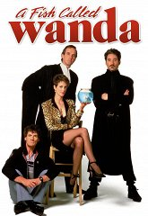 Постер Рыбка по имени Ванда