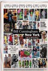 Постер Билл Каннингем, Нью-Йорк