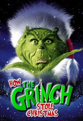 Постер Гринч, похититель Рождества