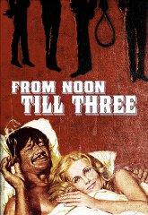 Постер С полудня до трех часов