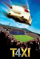 Постер Такси-4