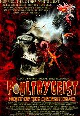 Постер Атака куриных зомби