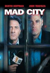 Постер Безумный город