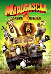 Постер Мадагаскар-2: Побег в Африку