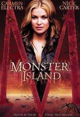 Постер Остров монстров