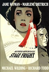 Постер Страх сцены