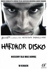 Постер Хардкор-диско