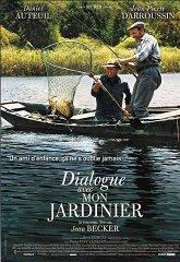 Постер Диалог с садовником