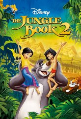 Постер Книга джунглей-2