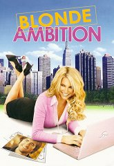 Постер Блондинка с амбициями