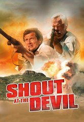 Постер Закричи на дьявола