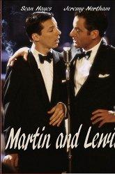 Постер Мартин и Льюис