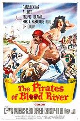 Постер Пираты кровавой реки