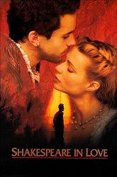 Постер Влюбленный Шекспир