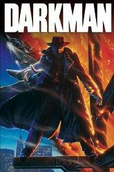 Постер Человек тьмы