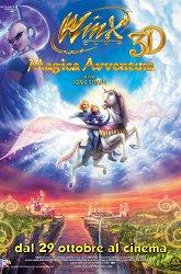 Постер Winx Club: Волшебное приключение