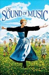 Постер Звуки музыки