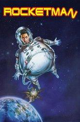 Постер Человек-ракета