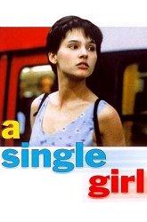 Постер Одинокая девушка