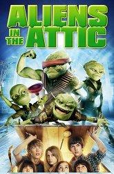 Постер Пришельцы на чердаке