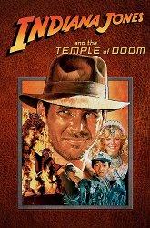 Постер Индиана Джонс и Храм судьбы