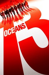 Постер Тринадцать друзей Оушена